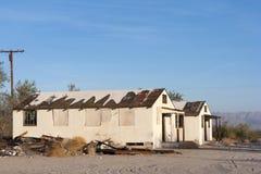 Abandoned Homes Stock Image