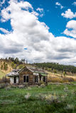 Abandoned Homestead  Colorado Royalty Free Stock Photo