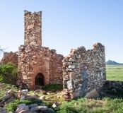 Abandoned Homestead In Flinders Ranges Australia Royalty Free Stock Image
