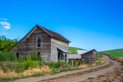 Abandoned Homestead Royalty Free Stock Image