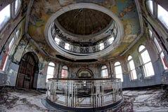 Abandoned hospital Royalty Free Stock Images