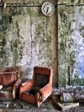 Abandoned hospital Stock Photography
