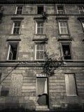 Abandoned Hotel Stock Photo