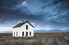 Abandoned House stock photography