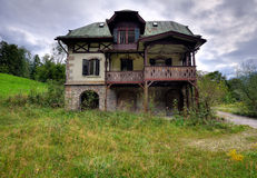 Abandoned house Royalty Free Stock Photography