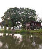 Abandoned house. Royalty Free Stock Images