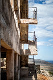 Abandoned house, Andalusia, Spain royalty free stock photo