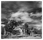 Abandoned house Royalty Free Stock Image