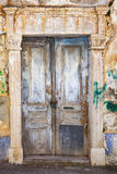 Abandoned house Crete Royalty Free Stock Photography