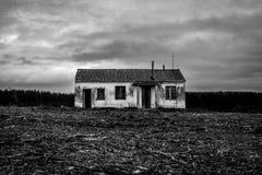 Abandoned land Royalty Free Stock Images