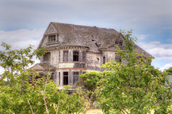 Abandoned House Royalty Free Stock Photos