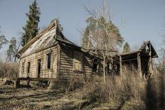 Abandoned house Stock Photos