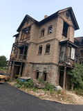 Abandoned house. Kashmir valley Stock Photography