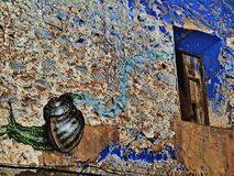 Decay at a Snail`s Pace royalty free stock photo