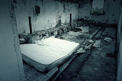 Abandoned house ruins Royalty Free Stock Photography
