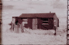 Abandoned house shack Royalty Free Stock Images
