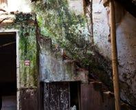 Abandoned house Stock Images