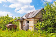 Abandoned hut Royalty Free Stock Photo