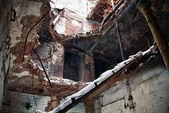 Abandoned interior Royalty Free Stock Image
