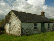 Abandoned Irish cottage Royalty Free Stock Photo