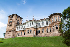 Abandoned Kellie's Castle in Batu Gajah, Malaysia Stock Photos