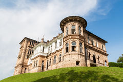 Abandoned Kellie's Castle in Batu Gajah, Malaysia Stock Photography
