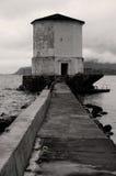 Abandoned lighthouse Royalty Free Stock Photography