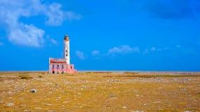 Abandoned lighthouse Stock Photo