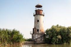 Abandoned lighthouse Royalty Free Stock Images