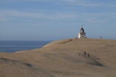 Abandoned Lighthouse Stock Images