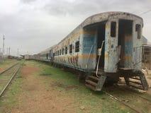 Abandoned Locomotive carriage stock photos