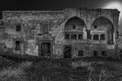 Abandoned mansion Royalty Free Stock Image