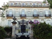 Abandoned Mansion in Merida Yucatan Royalty Free Stock Images