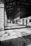 Abandoned mansion Stock Photo