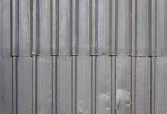Abandoned metal Wall Royalty Free Stock Image