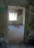 Abandoned military base Royalty Free Stock Photo