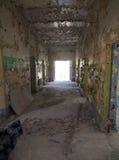 Abandoned military base Royalty Free Stock Images