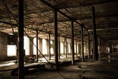 Abandoned mill Royalty Free Stock Photos