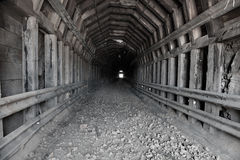 Abandoned Mine Stock Photography