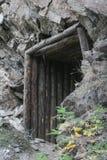 Abandoned mine Stock Images