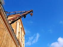 Abandoned mine in Iglesias, Sardinia Royalty Free Stock Images