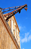 Abandoned mine in Iglesias, Sardinia Royalty Free Stock Image