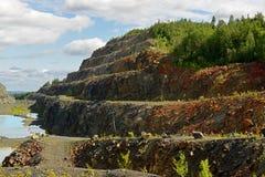 Abandoned mine Royalty Free Stock Photo