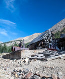 Abandoned Mine 3 Royalty Free Stock Photography