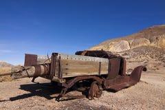 Abandoned Mining Truck Royalty Free Stock Image