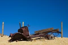 Abandoned Mining Truck Stock Images