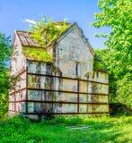 The abandoned Monastery Royalty Free Stock Photos