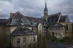 Abandoned monastry. In Germany; St. Jozefsheim Stock Image