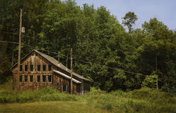 Abandoned Mountain Home Royalty Free Stock Images
