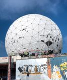 Abandoned NSA building Royalty Free Stock Image